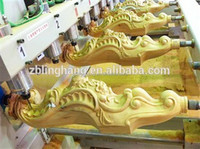 Good Performance Discounted Price 3D CNC Router for Buddha Figure Engraving,12 HEADS