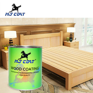 Wood Furniture Paint Lacquer/ pu resin for wood furniture