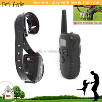 Cost Effective Dog Obedience Training Electric Vibrate Shock Stimulus Remote Collar