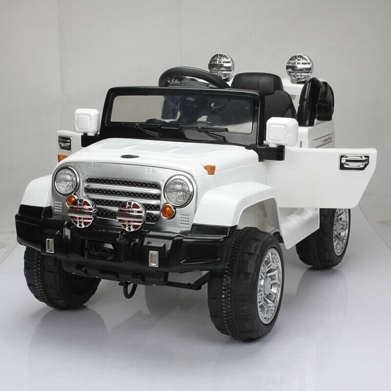 Dos asientos bater a ni os operados jeep coches 12 v jeep for Asientos ninos coche