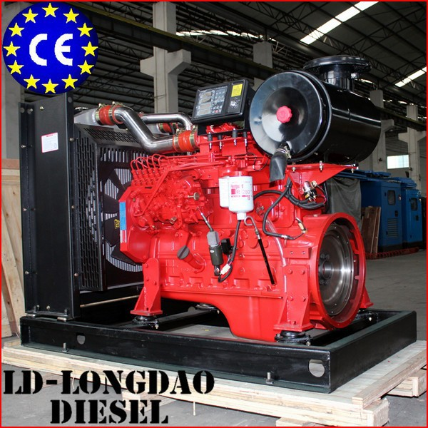 Water Cooled Diesel Engine For Fire Fighting Pump