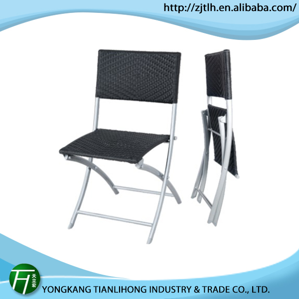 specialized suppliers folding rattan chairs
