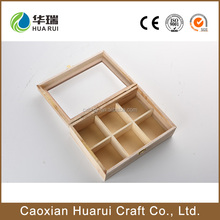 Modern design wooden essential oil box with great price