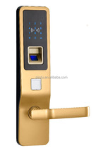 Anti-theft smart Biometric digital fingerprint door lock