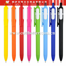 2015new design post forming promotion pen ballpoint pen plastic pen