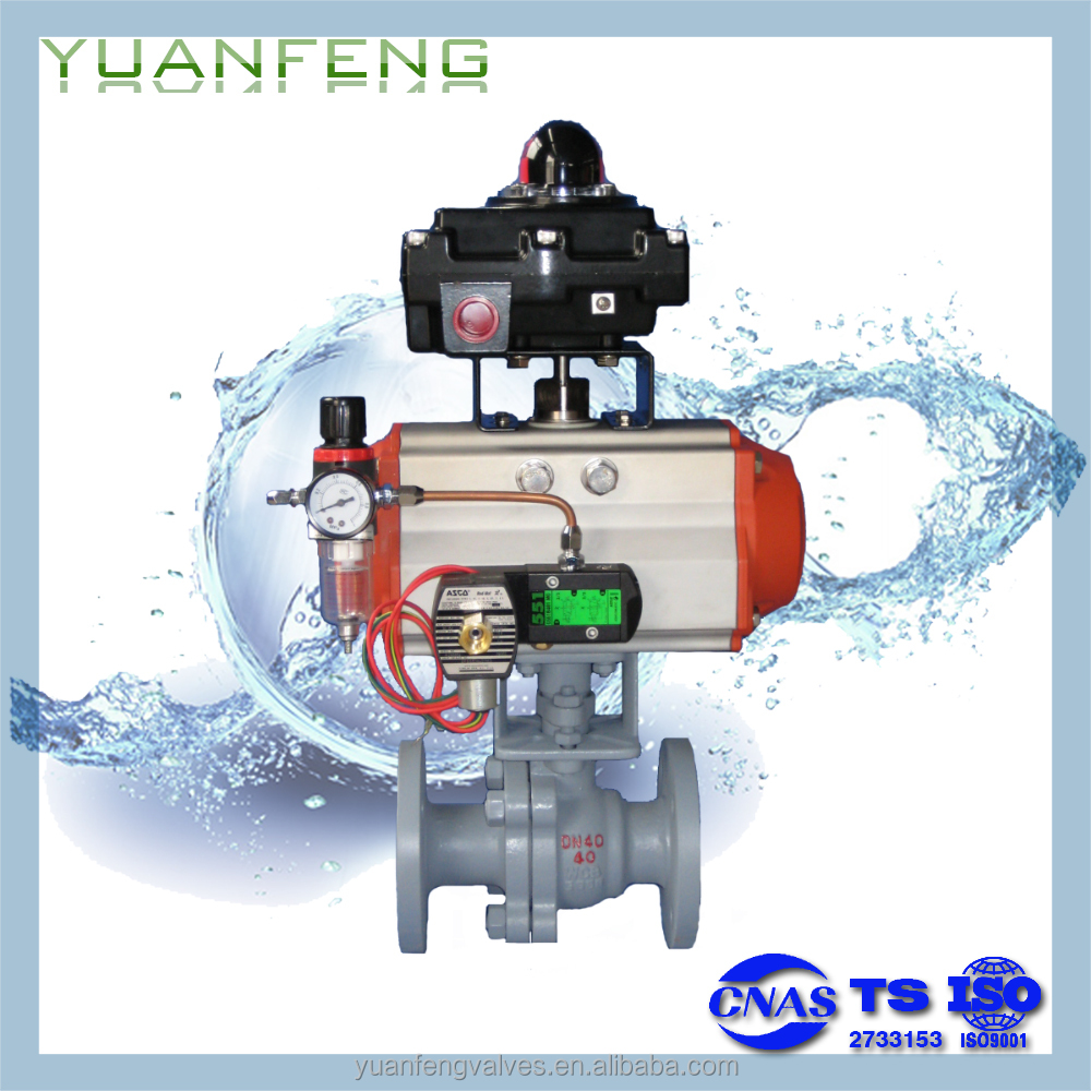 ZSHO REQULATOR Pneumatic Shut Off Ball valve