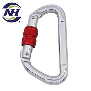metal rock climbing safety swivel snap karabiner carabiner bulk clip hook