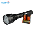 TrustFire TR-J19 4100 Lumens Led Torch Flashlight Tactical Flashlight Torch for Camping