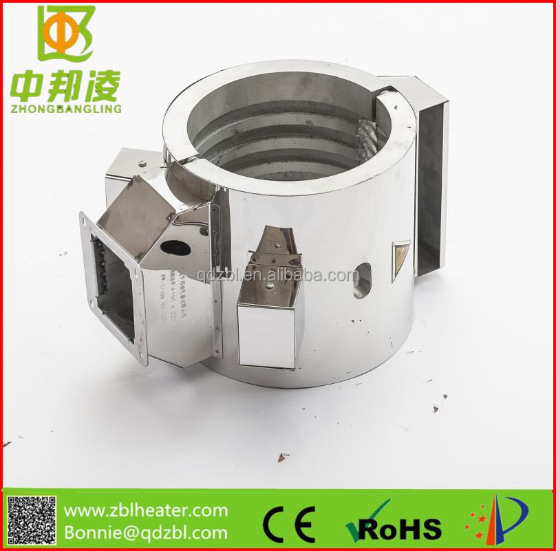 CAST ALUMINIUM electrical band heater for plastic machine