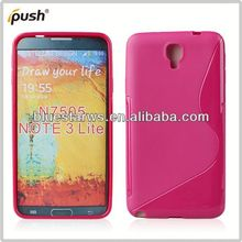 colour tpu case for samsung note3 for samsung galaxy note3 n7505 tpu case