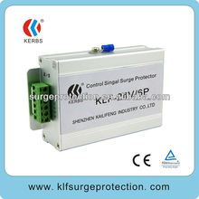 D class cctv klf-24v/6p surge protection device protect of monitor PTZ control