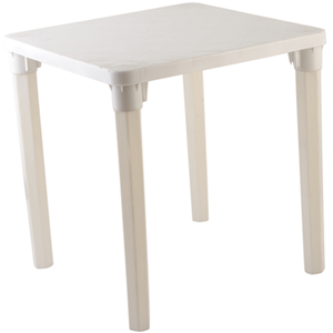 Quality-assured plastic garden table,china outdoor garden furniture