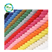 Best service 3 strand braided twisted cotton rope for packing