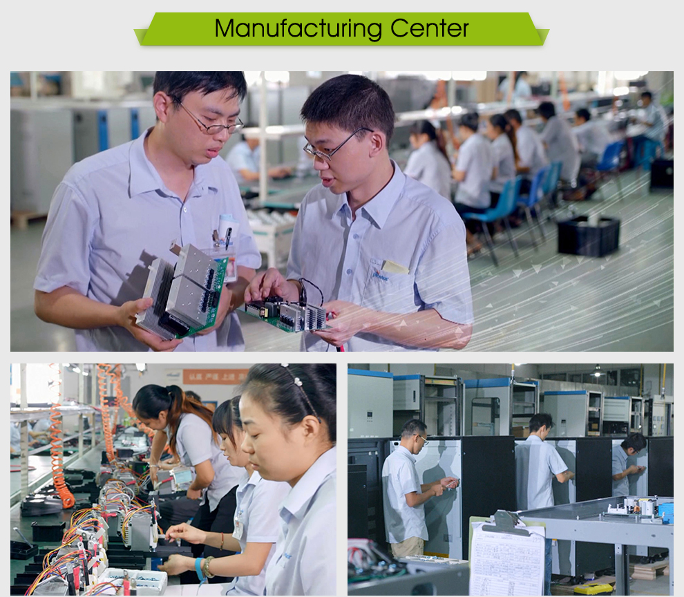 Prostar China Manufacturing center