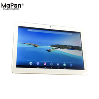 hot electronic ATM7029B Android 4.4 10 inch tablet pc with voice call, mapan quad core