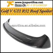GTI R32 Roof Spoiler ,Wing Spoiler For VW Golf 5