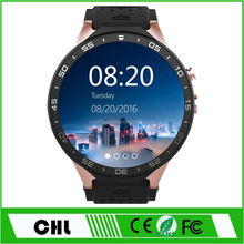 New Smart Watch Mobile KW88 1.39 Inch Touch Screen Android 5.1 GPS Smart Watch