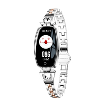 2019 women smart watch bracelet blood pressure fitness watch