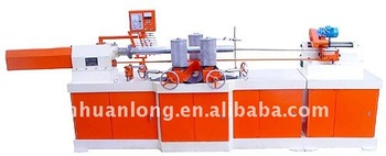 LJ-3D Paper Pipe Recutter, automatiacl dty paper tube finishing line, Paper Tube Making Machine