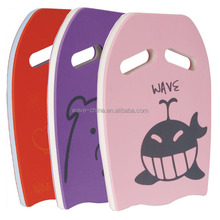Swimming Training Soft And Colorful Eva Foam Kickboard Chirldren Swimming Kickboard