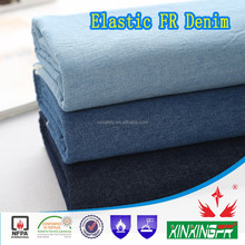 Fireproof permanent flame retardant fabric for protection