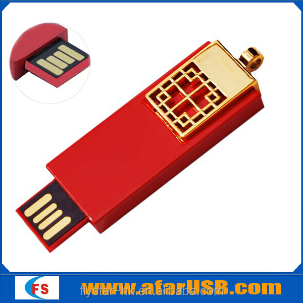 Hot driver Funny metal usb memory stick gift Chinese knot u disk key flash drive 8gb