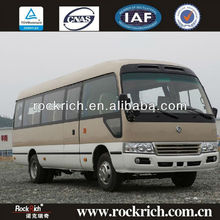 High-performance commercial vehicles small bus coaster bus for sale