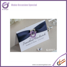 K0997 wedding invitation card material/korean wedding invitation card