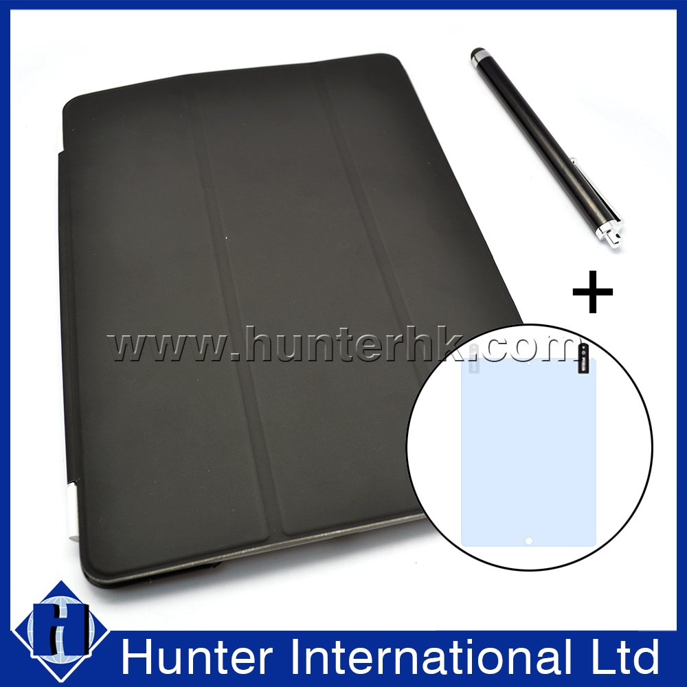 3 in 1 With Stylus Pen For iPad Air Smart Cover