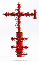 Wellhead Equipment/Christmas Tree/X-mas Tree for Oil Drilling