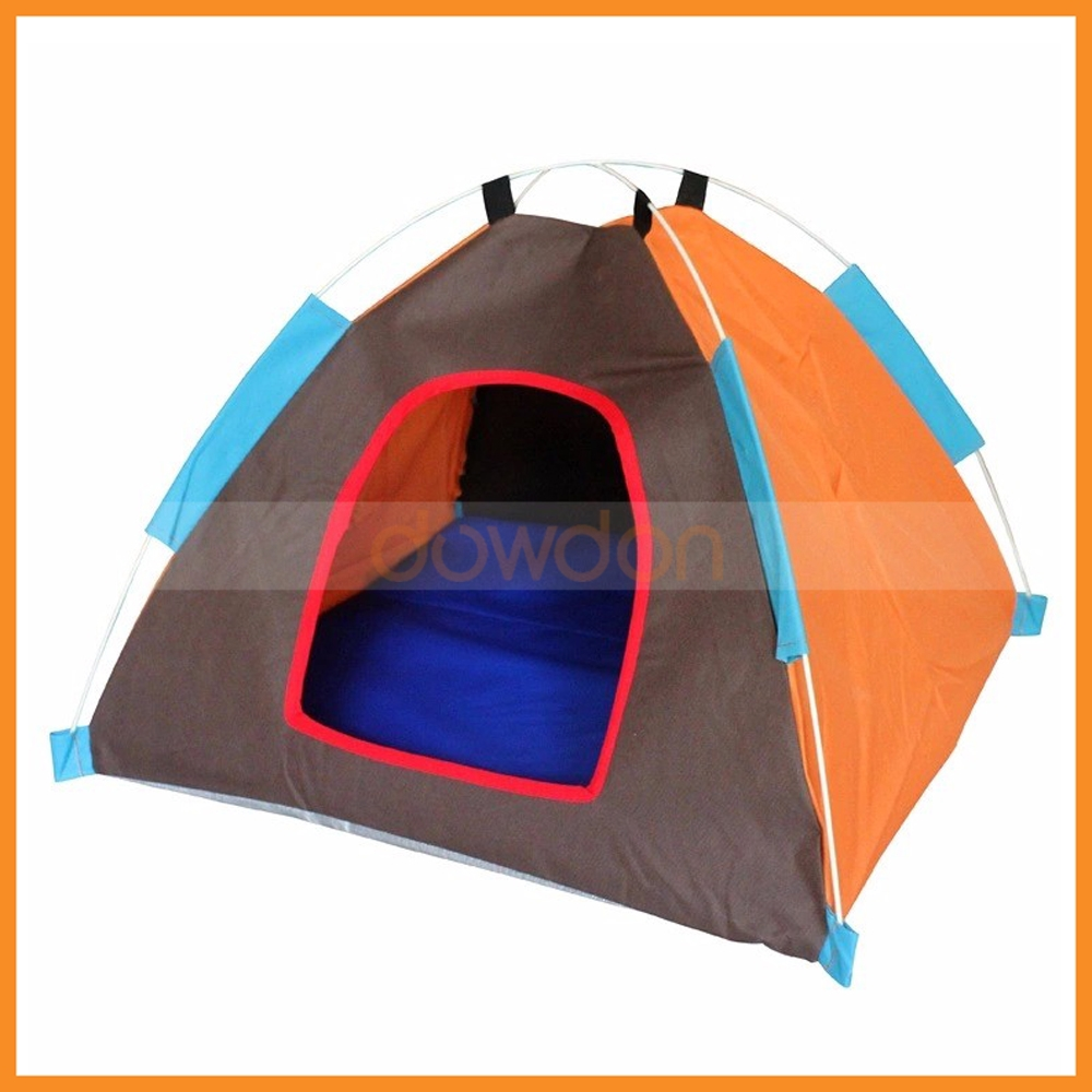 Outdoor Foldable and Portable Easy to Fix Samll Pet Dog Tent