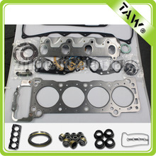 Original Auto Spare Parts Overhauling Gasket Set OEM0411175012 for Toyota 1RZ Engine