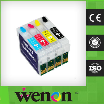 73N refillable cartridge for Epson T10 T21 with ARC chip