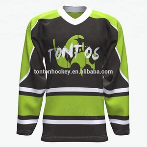 Wholesale cheap custom dry fit mens hockey jersey