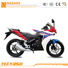 NZX250 2016 New 250cc Excelente Barato Fashion Hot Sales Sport/Racing Motorcycle/Motocicleta