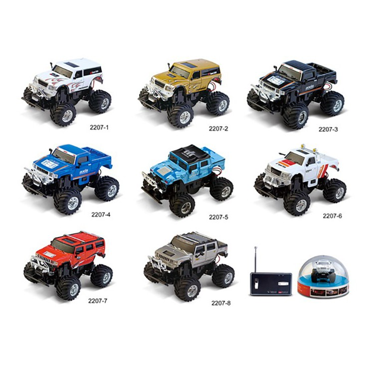 mini electric remote small hummerr EN71 best rc truck for boys