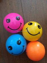 "3"" Inflatable Gaint Smiley Face Beach Ball"