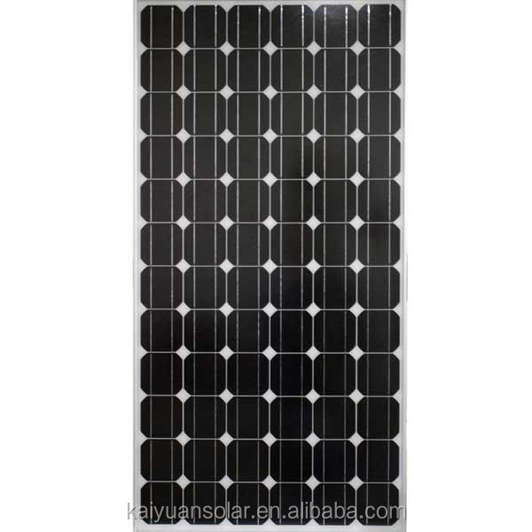 Cheap And Flexible 100W poly sunpower solar panel