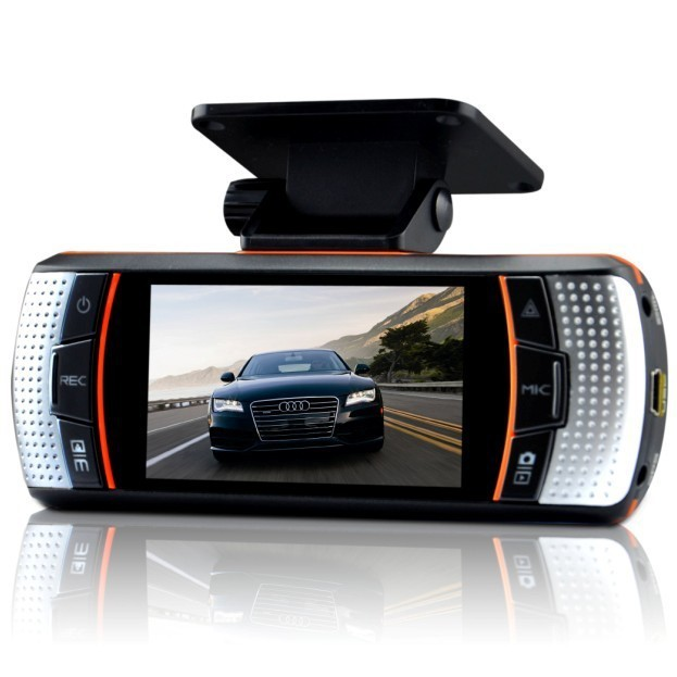 Good quality hot sell 1080P HD car dvr with GPS option