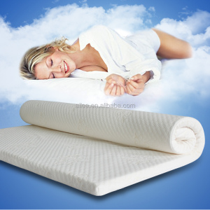 High quality High density Memory foam mattress Rolled packing