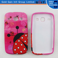 Adorable Cartoon Skin Case For Samsung I8262 Back Cover, For Galaxy I8262 TPU Decal Case Cover