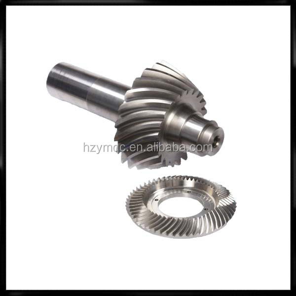 High quality crown wheel and pinion gear in pick-up made in china