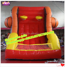 Entertainment Inflatable basketball model for promotional A95