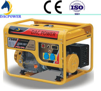 Home use generator,5kw gasoline generator