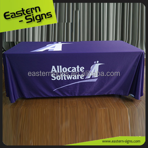 Economical Cheap Custom Required Acrylic Fabric Waterproof Table Cloth