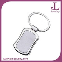 Promotion Metal Keychain Logo Engraved Custom Key chain