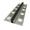 rubber screed movement joints in expansion joint system