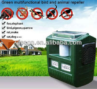 2013 hot product Ultrasonic infrasound gunshot/sound flashlight control animal device equipment