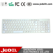2.4G Ultra Thin Wireless Keyboard Mouse Combos With Power Saving For Computer Laptop Home Office