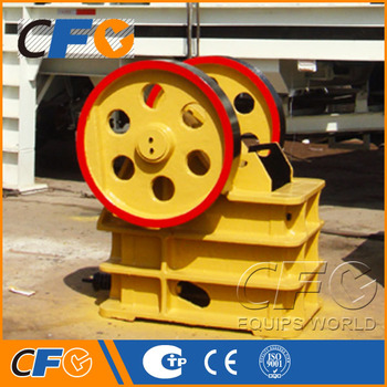 New Ore Mining Jaw Crusher for Sale UK